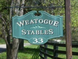 Weatogue Stables - SS - August 9 @ Weatogue Stables, LLC | Salisbury | Connecticut | United States