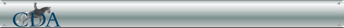 Silver level sponsors for Connecticut Dressage Association